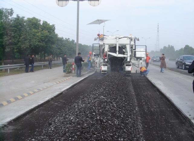 科学选择沥青路面再生技术