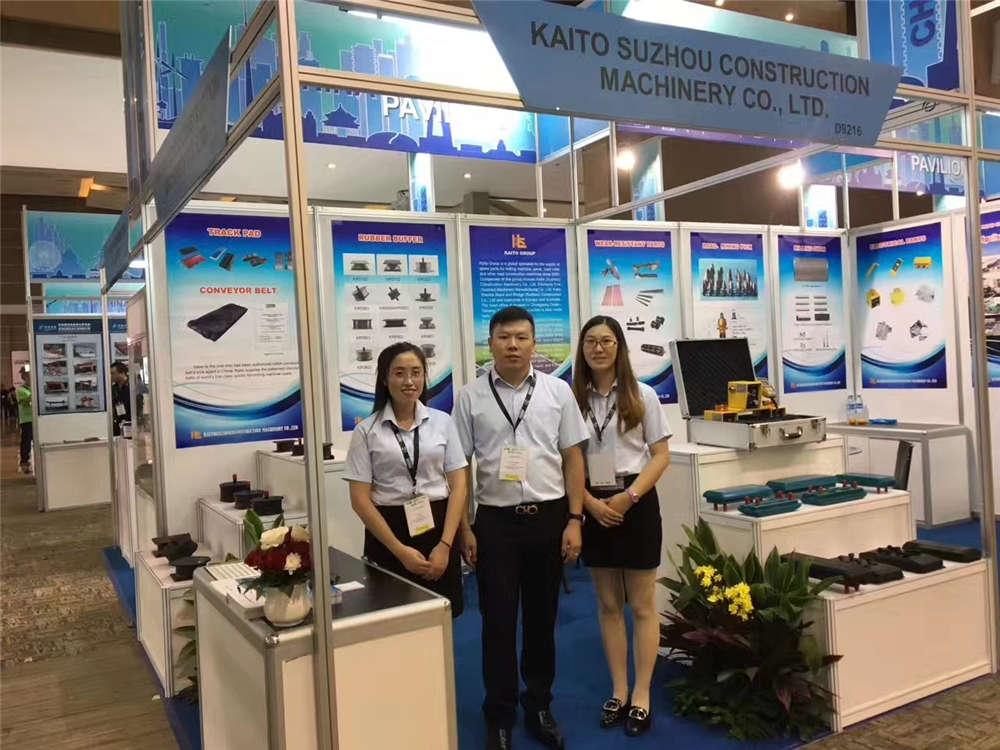 2017印尼工程机械展