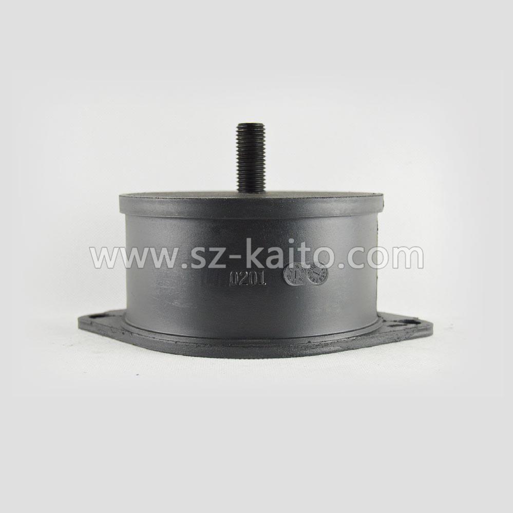 压路机减震胶块KR0201
