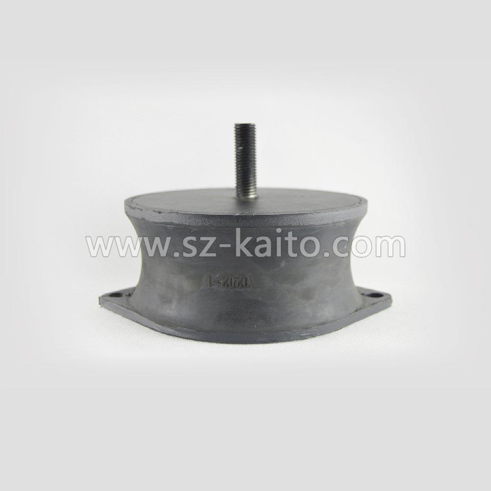 压路机减震胶块KR0202-1