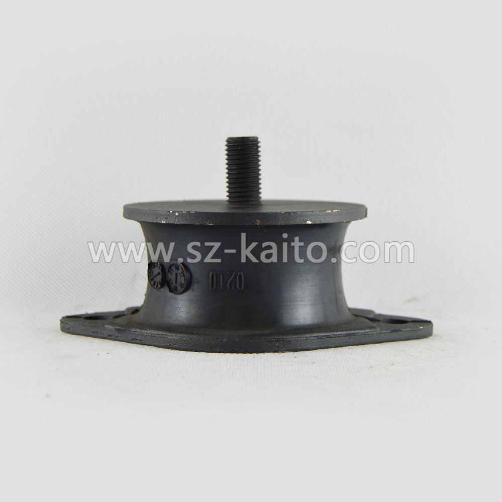 压路机减震胶块KR0210