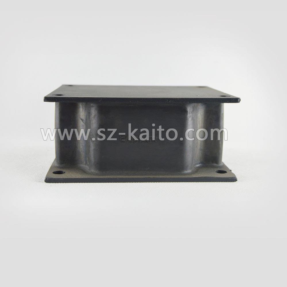 压路机减震胶块KR0501