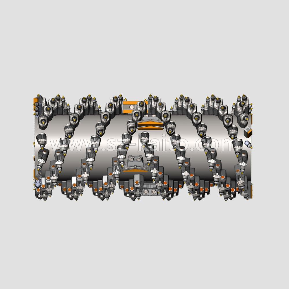 2米标准铣刨鼓KM22