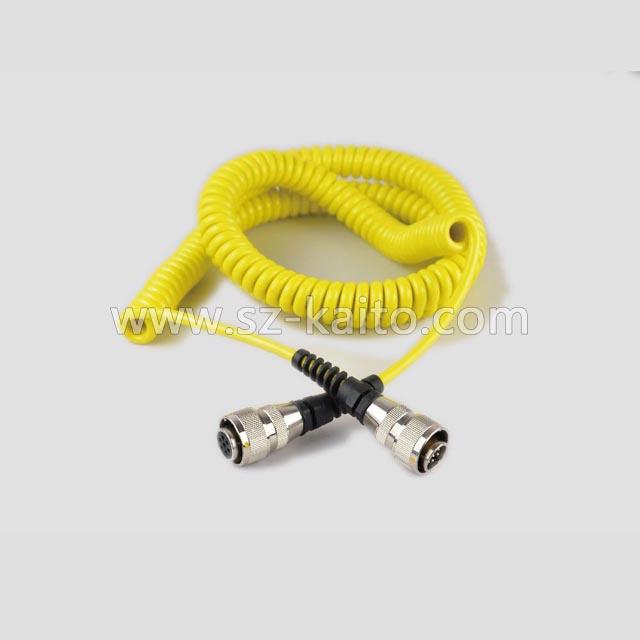 摊铺机电缆线