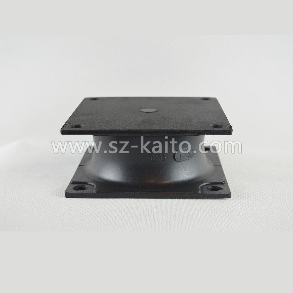 压路机减震胶块KR0103