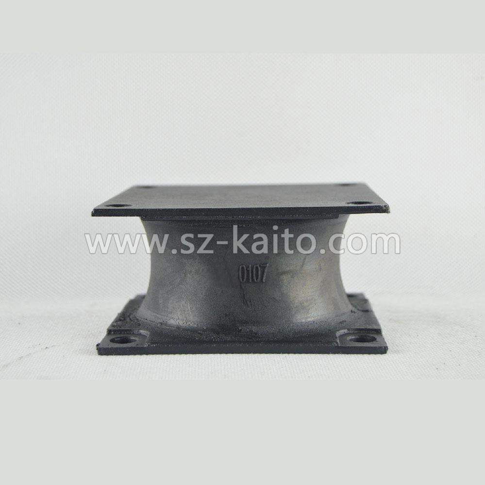 压路机减震胶块KR0107