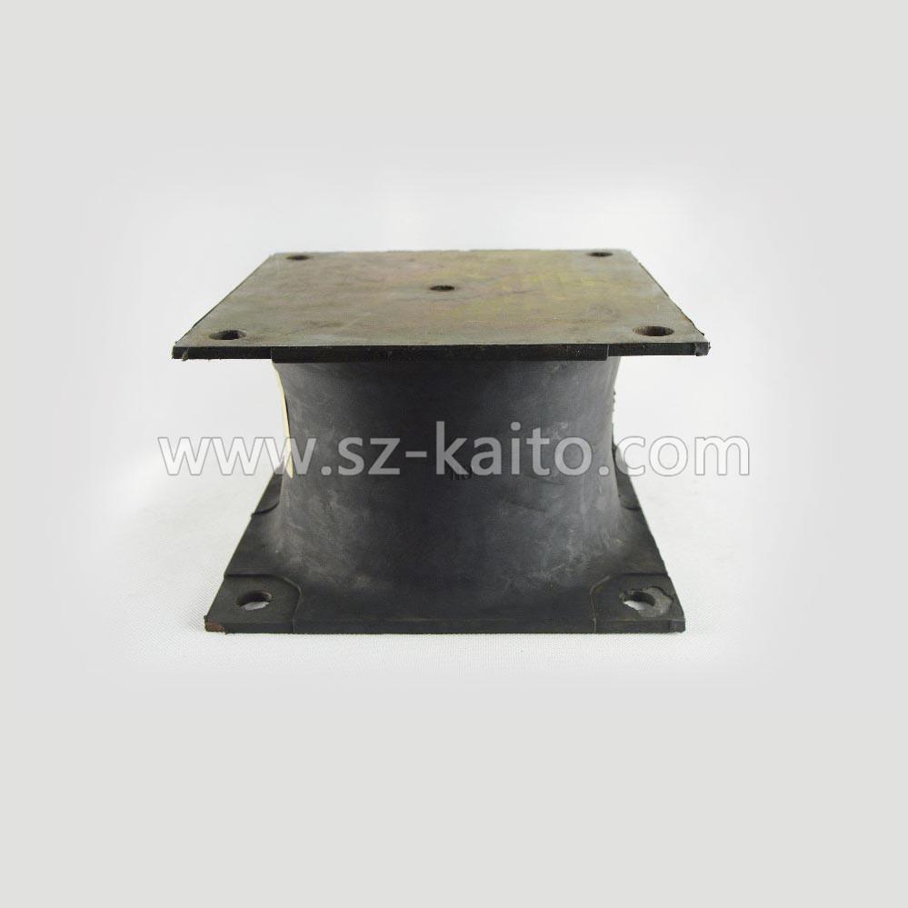 压路机减震胶块KR0119