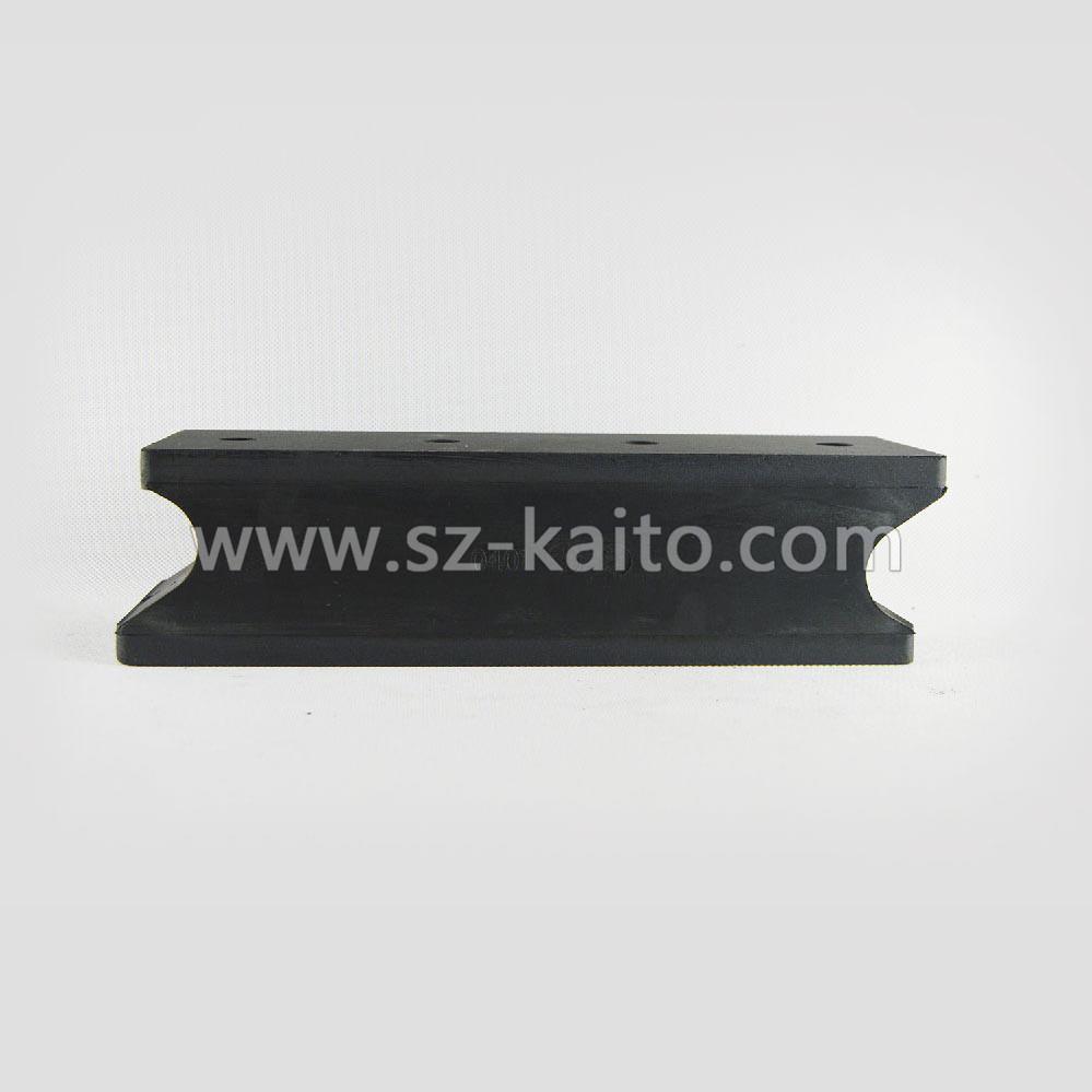 压路机减震胶块KR0401