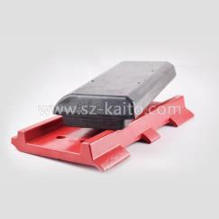 摊铺机橡胶履带板